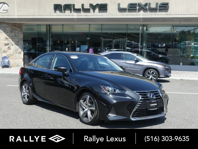 used 2017 Lexus IS car, priced at $28,595
