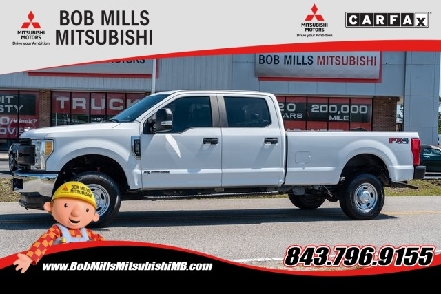 used 2017 Ford F-250SD car, priced at $48,639