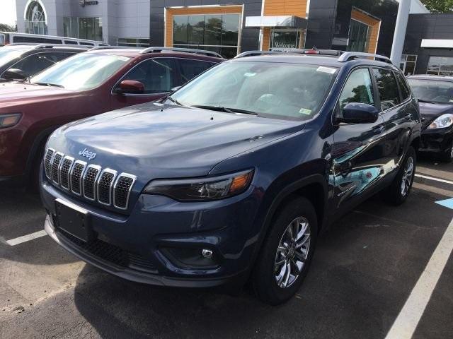 new 2021 Jeep Cherokee car, priced at $33,710
