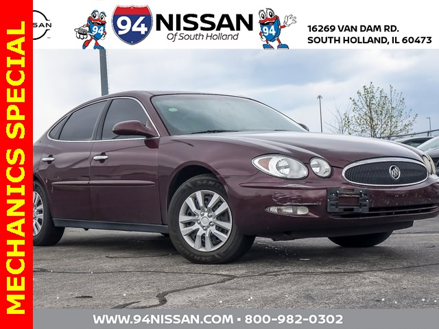 used 2007 Buick LaCrosse car, priced at $3,999