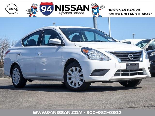 used 2019 Nissan Versa car, priced at $14,293