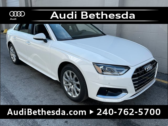 used 2021 Audi A4 car, priced at $42,991