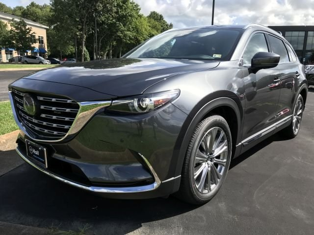new 2021 Mazda CX-9 car, priced at $47,725