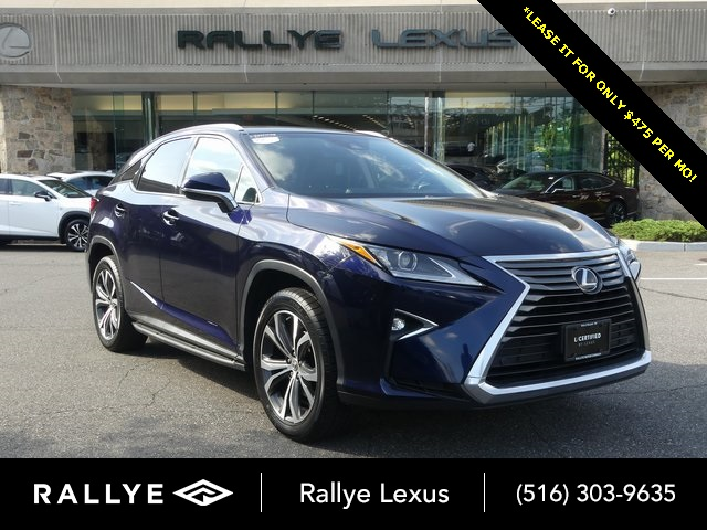 used 2018 Lexus RX car, priced at $37,495