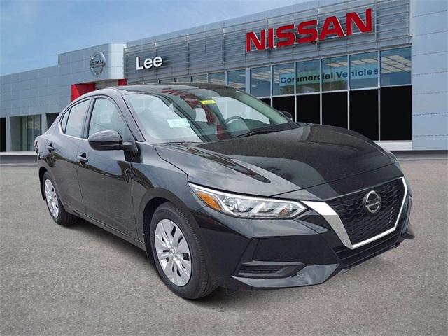 new 2021 Nissan Sentra car, priced at $20,850
