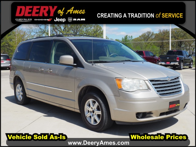 used 2009 Chrysler Town & Country car, priced at $6,000