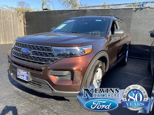 used 2020 Ford Explorer car, priced at $38,995