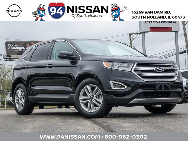 used 2018 Ford Edge car, priced at $22,150