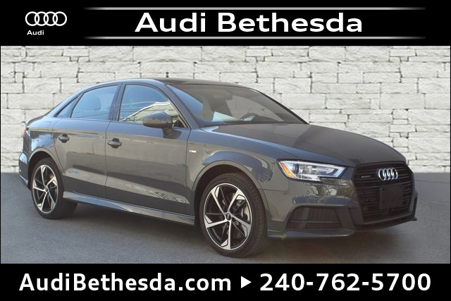 used 2020 Audi A3 car, priced at $38,991