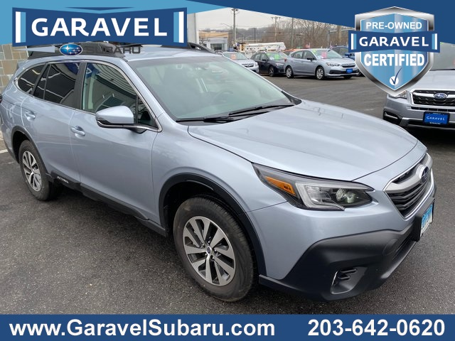 used 2021 Subaru Outback car, priced at $32,469