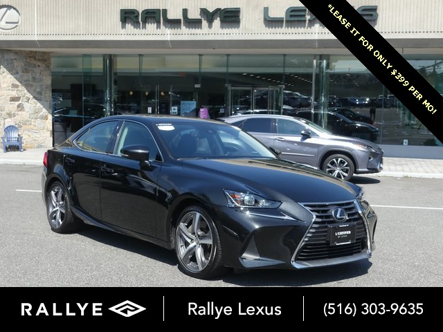 used 2017 Lexus IS car, priced at $30,595