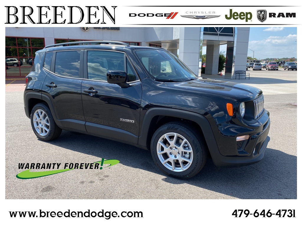 new 2021 Jeep Renegade car, priced at $28,150