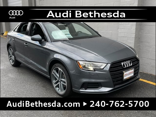 used 2020 Audi A3 car, priced at $36,491