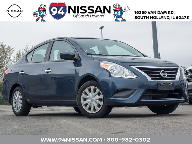 used 2015 Nissan Versa car, priced at $8,615