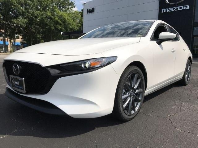 new 2021 Mazda Mazda3 car, priced at $28,705