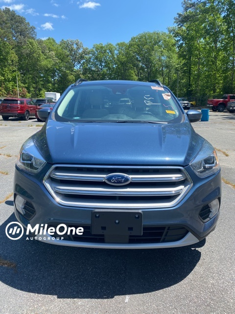 used 2018 Ford Escape car, priced at $21,900