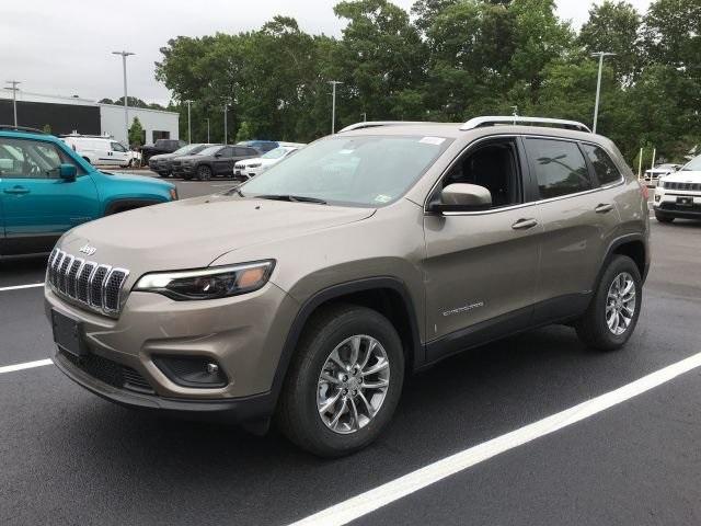 new 2021 Jeep Cherokee car, priced at $34,730